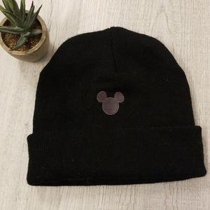 Mickey knit cap